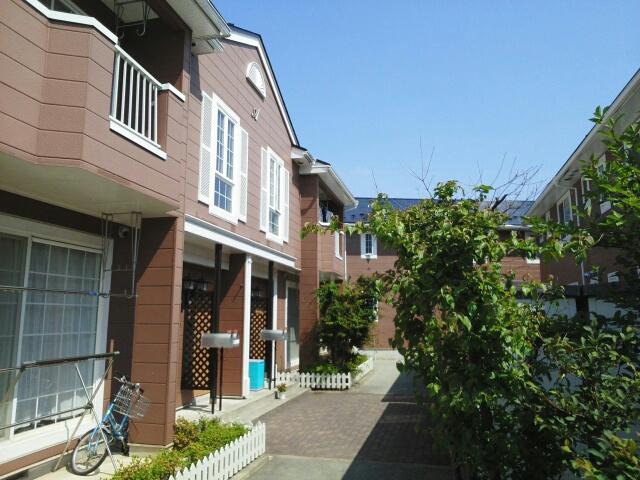 オランダ村D 411号  2DK  48,000円    画像2