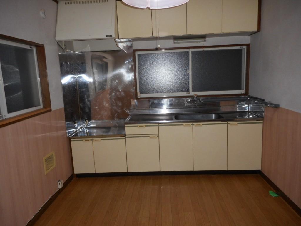 東根市神町コーポはらだ2DK  45000円      (お家賃ご相談いたします) 画像4