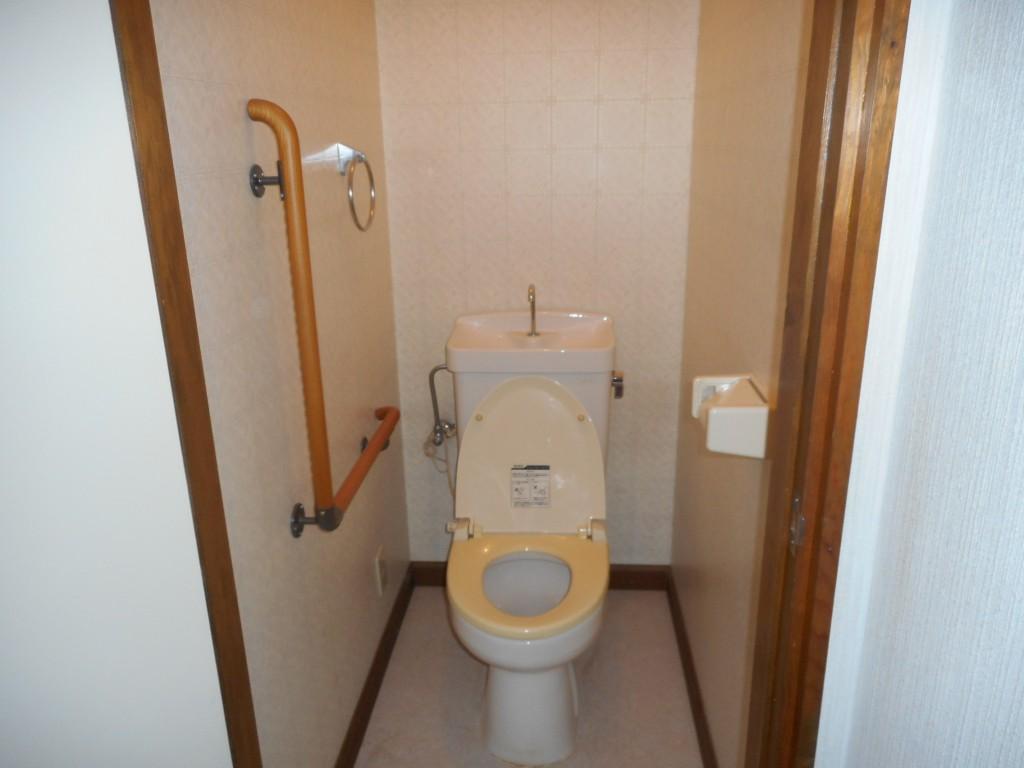 東根市神町コーポはらだ2DK  45000円      (お家賃ご相談いたします) 画像9