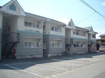 グレースフルシティ東根  (ペット可猫のみ)2DK      42000円(2階空き) 画像2