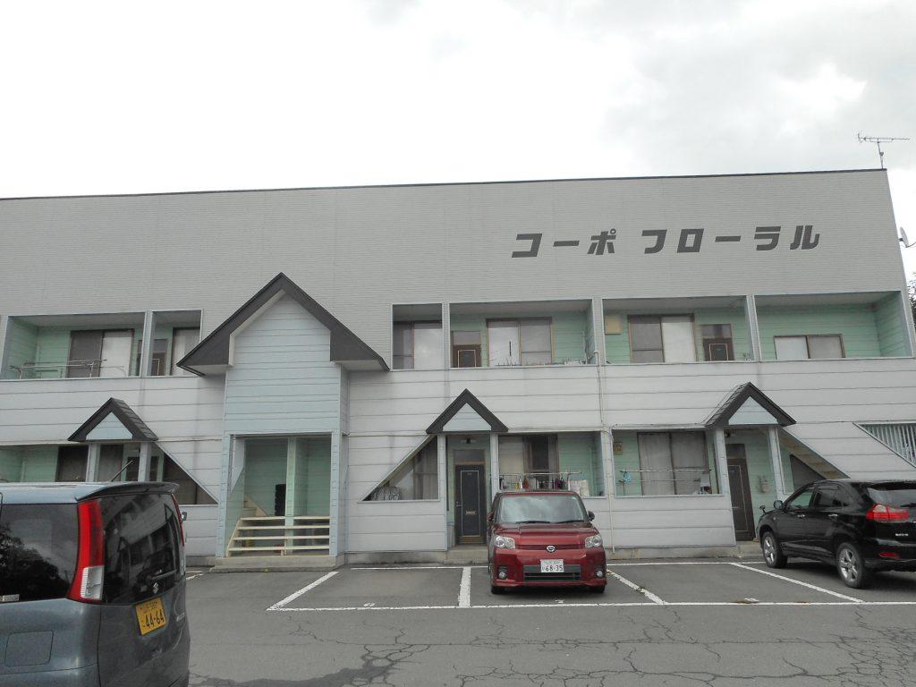 コーポフローラル 3DK     45000円♪  1階 画像1