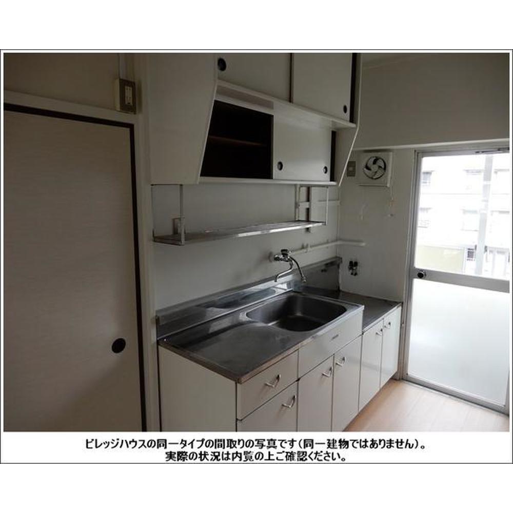 ビレッジハウス久野本2号棟          2K         25000円~30000円 画像5
