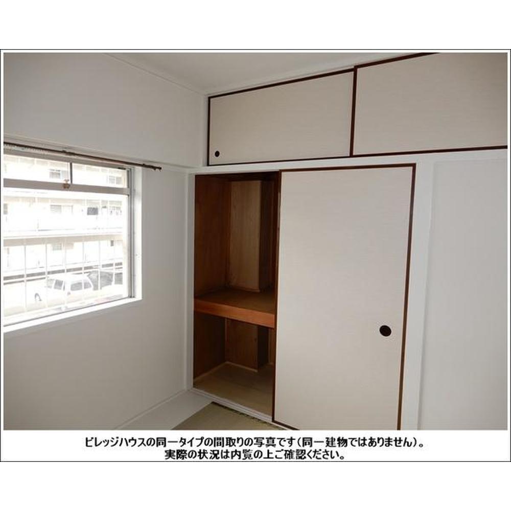 ビレッジハウス久野本2号棟          2K         25000円~30000円 画像4