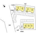 新築・仮)D-room中央東 A102 2LDK  65000円  2019年3月29日