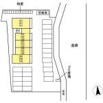 新築・バレンタインハウス温泉町 202  1LDK  53,000円  2019年6月22日