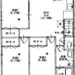 新築・ファミリータウンA・B  3LDK  80000円~