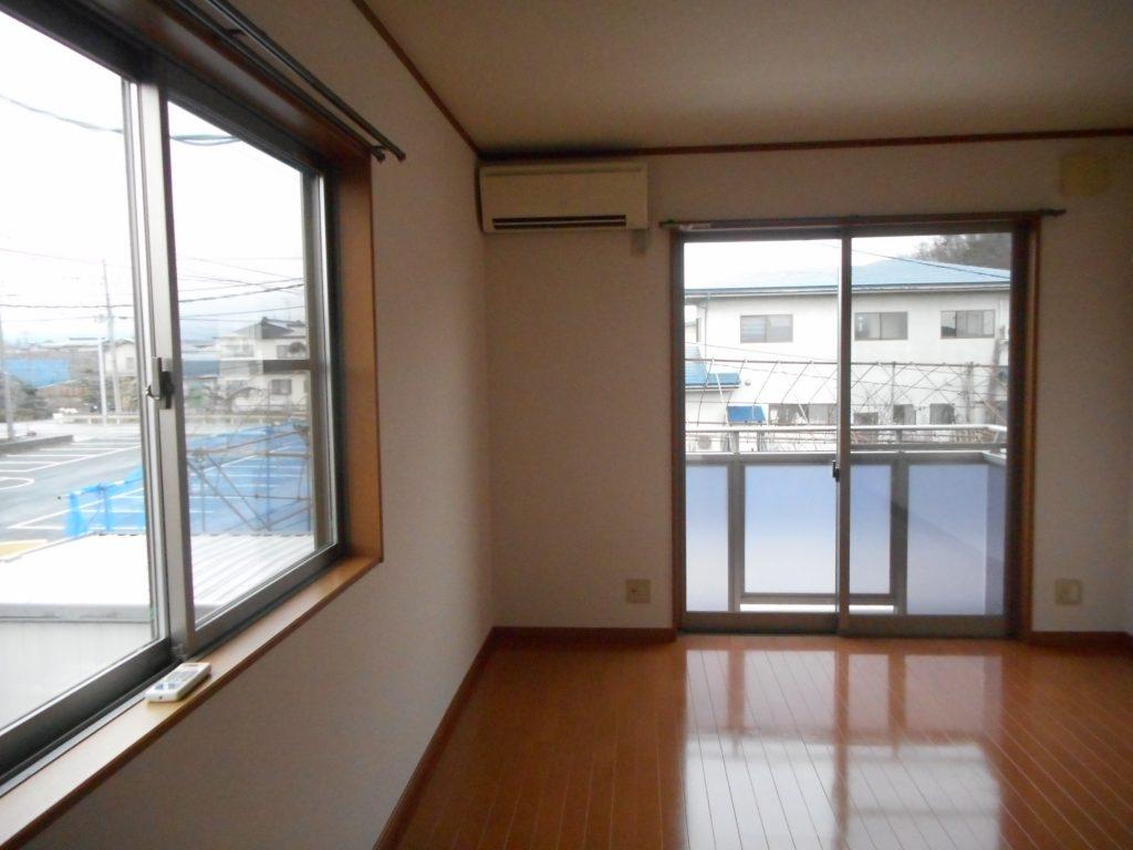 フォルムONE  1K  42000円  1階.2階角部屋空き♪ 画像6
