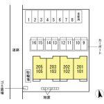 グラン・プラース F 202  2LDK   60,000円  2021年10月30日 画像12