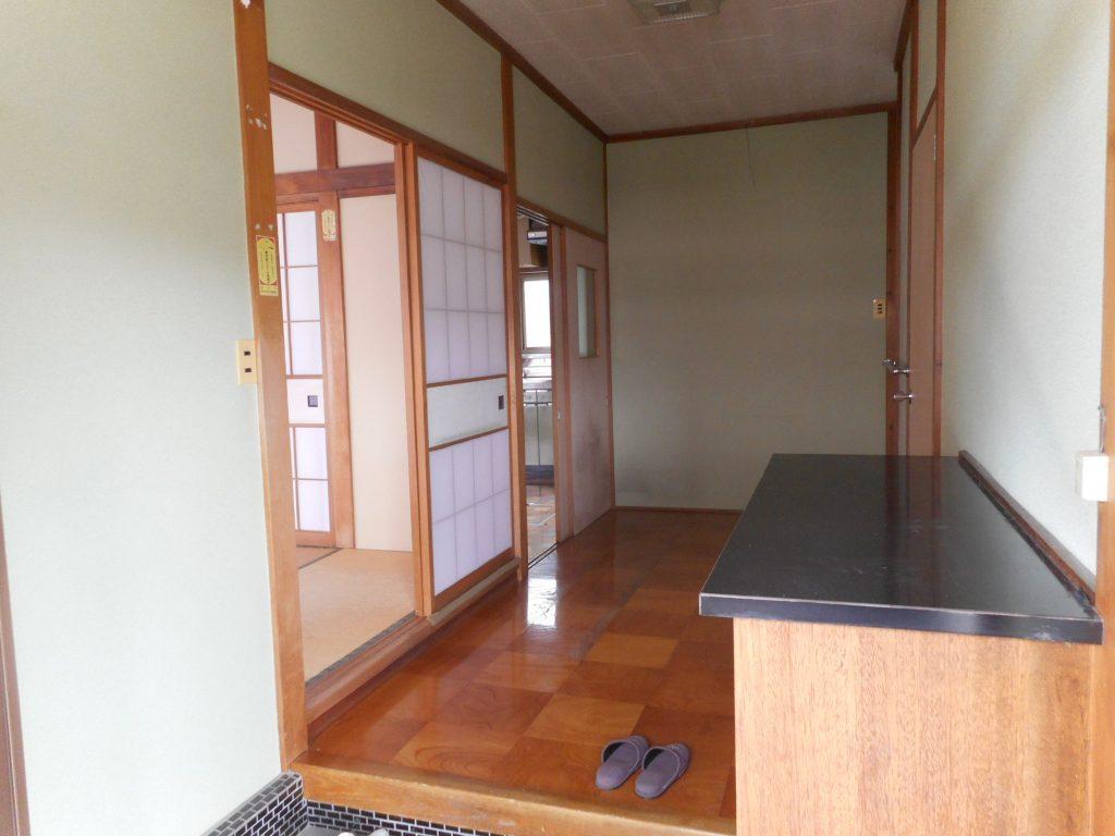 高橋貸家 4DK      40000円  (ペット可)2021/9~未定 画像3