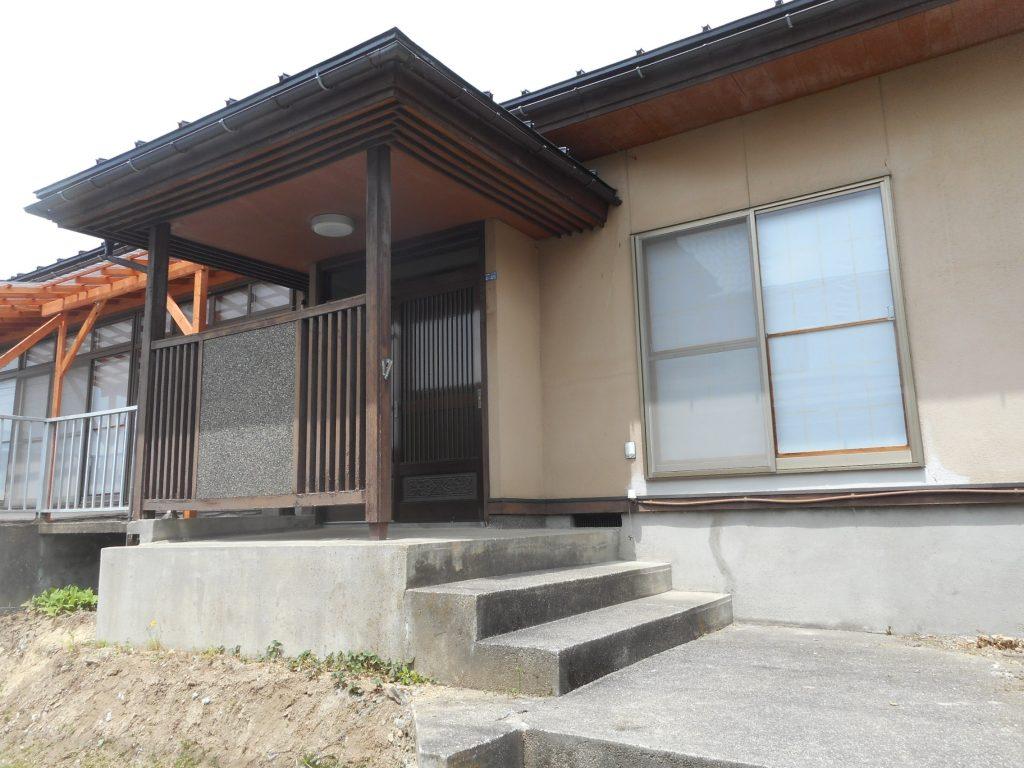 高橋貸家 4DK      40000円  (ペット可)2021/9~未定 画像2