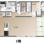 山形市漆山 建売住宅   2,280万円(消費税込み)
