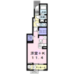 新築・リヴ・タウンTⅡ105  1k   52,000円  2021年3月下旬