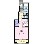 サニーハウス102  1K   49,500円