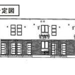 新築・ダンディライオン204  2LDK 60,000円   (ペット可)2021/09 画像1