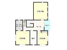 大字若木(神町駅)戸建て5LDK   2498万円  画像3