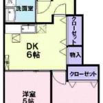 ベルアルモニーB  102号   48,000円     画像1